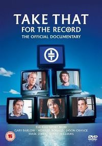 Cover Take That - For The Record - The Official Documentary [DVD]